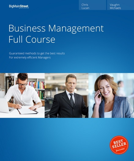 Business Management Full High Level Course