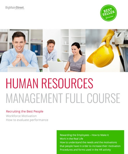 Human Resources Full High Level Course