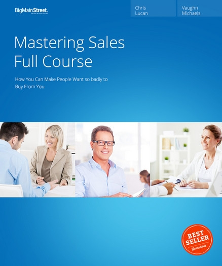 Mastering Sales Full High Level Course