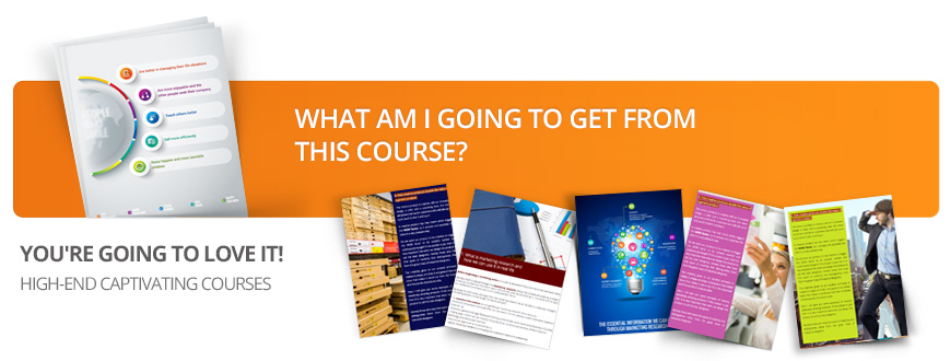 Marketing Research Course - What You Get from this Course